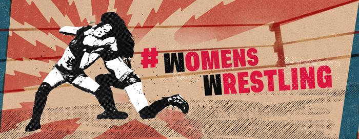 #WomensWrestling №2